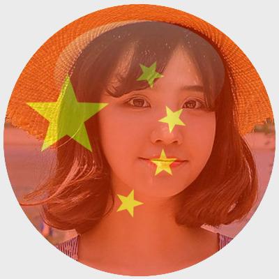 国庆头像庆祝国庆之微信圆形头像制作
