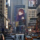 街头广告图片合成