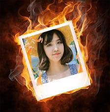 燃烧的照片