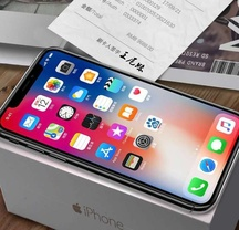 iPhoneX已经到货装逼制作