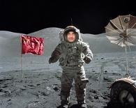 你是中国登月第一人