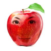 头像合成到苹果