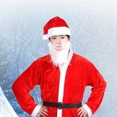 变身圣诞老人
