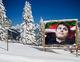 下雪啦,雪天浪漫照片在线合成